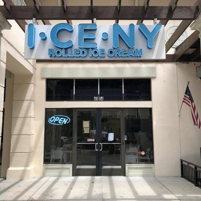 2.- Tienda de helados